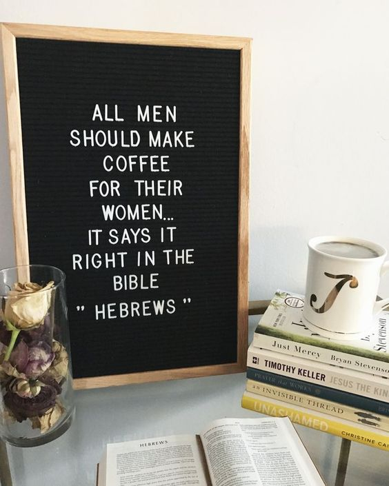 Can I get an Amen?!  #kaffee #coffee