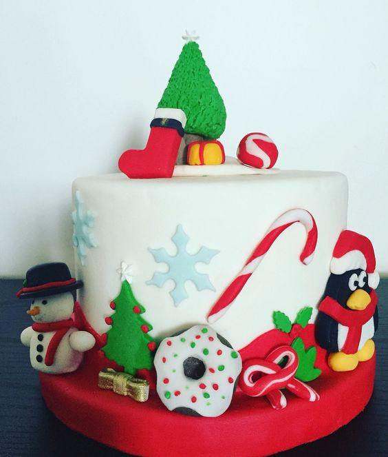 Para o Natal, lindo para decorar é ótimo para a sobremesa!