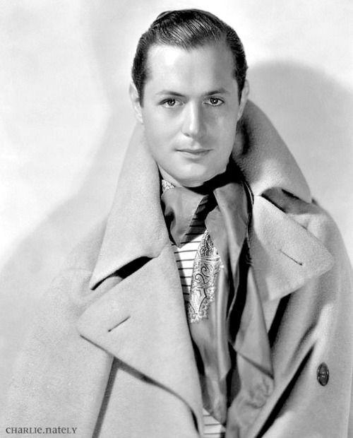 Robert Montgomery, 1930s.