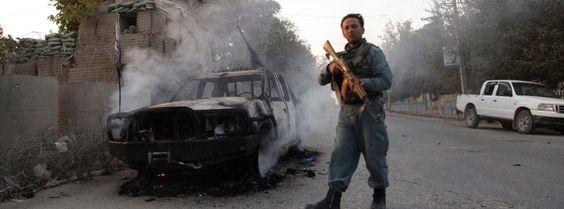 Taliban-Sturm auf Kunduz: Flucht aus der Kampfzone  Ein Interview von Matthias Gebauer