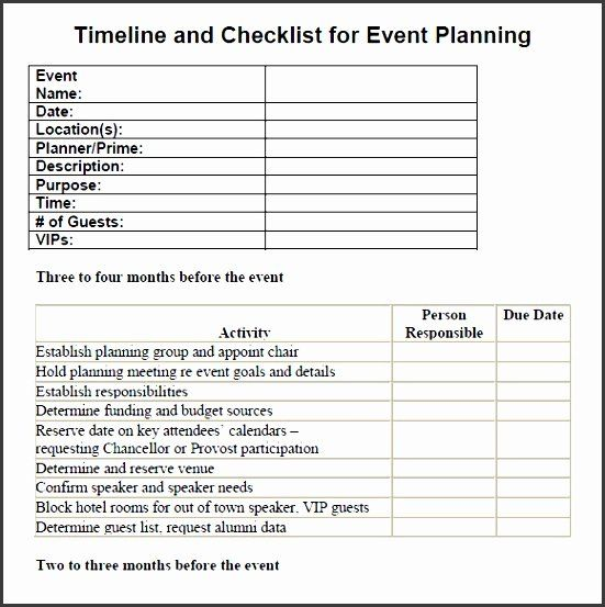 Meeting Planner Checklist Template Lovely 7 Party Planning Checklist Example Samplete Event Planning Timeline Event Checklist Template Party Planning Checklist