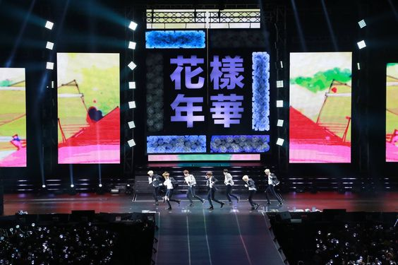 [Picture/Media] BTS at 2016 BTS LIVE '화양연화 On Stage:Epilogue' in Manila [160730]