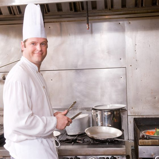 Restaurant Kitchens Can Get Hot Making For A Difficult Working Environment Here S How To Cool It Down Restaurant Kitchen Restaurant Cool Stuff
