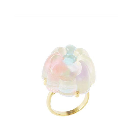 ゼリーフィッシュ・リング ❤ liked on Polyvore featuring jewelry, rings and accessories