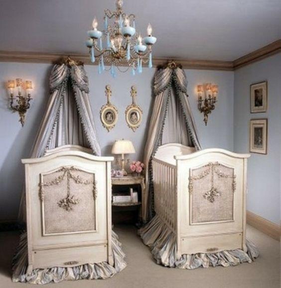 Luxuri se babyzimmer 11 m rchenhafte designs babyzimmer zwillinge extravagant stilvoll - Babyzimmer zwillinge ...