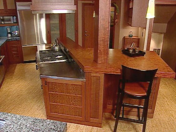 Flooring Options for Kitchens : Cork