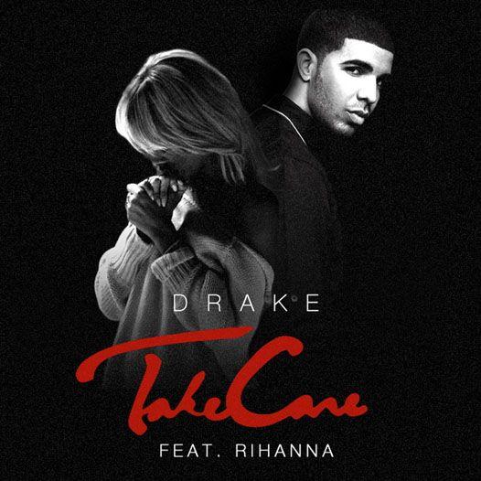 Drake, Rihanna – Take Care (single cover art)