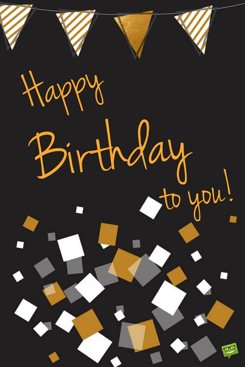 Card Happy Birthday Man