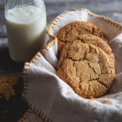 Biscuits chaï à la citrouille - Recette   Trois fois par jour