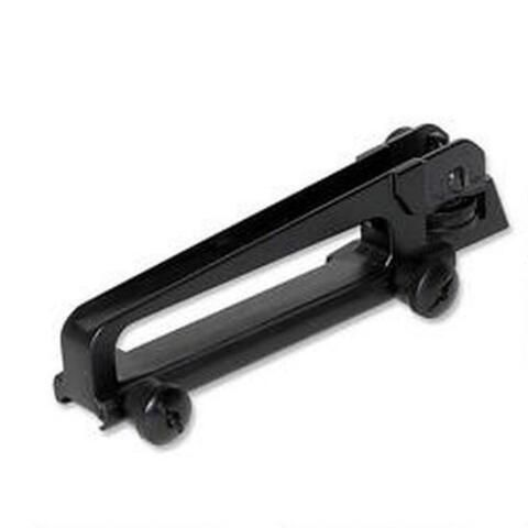 AR-15 Carry Handle Black Weaver Fits on AR-15 and M4 Upper Receiver Rail - 48326…