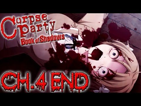 Corpse Party Book Of Shadows Ch 4 Purgatory End Pulling A Naho Youtube Corpse Party Book Party Book Of Shadows