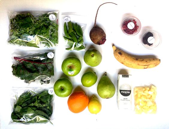 Green Blender Smoothies - LeanGirlsClub - NYC Fitness
