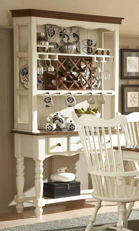White Wooden Bakers Rack Misc House Pinterest Bakers