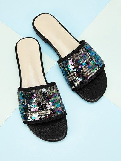 Fashionable Summer  Flat  Sandals