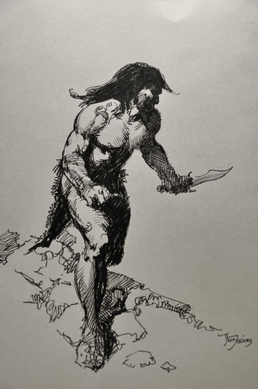 Tarzan for SALE Comic Art