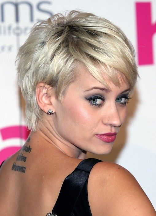Fantastic Short Hairstyles Hot Shorts And Hairstyles On Pinterest Hairstyle Inspiration Daily Dogsangcom
