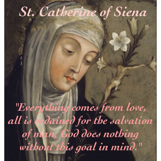 Saint Catherine Of Siena Quotes: St. Catherine Of Siena Gifts! (My Orignal Patron Saint