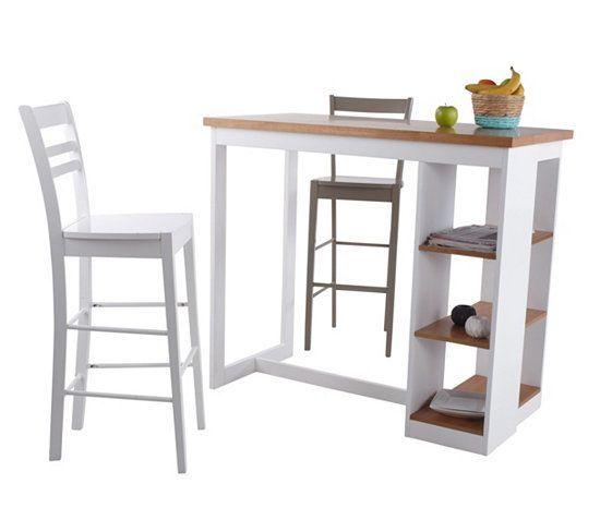 Table De Cuisine Haute Ikea In 2020 Interieur
