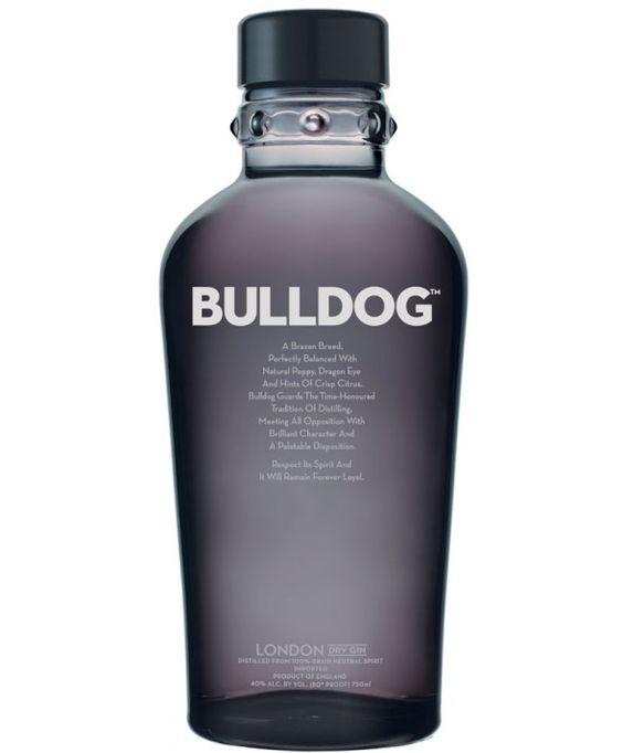 Bulldog Gin 0,7 Liter
