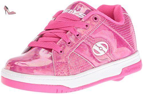 Heelys - Chaussures à Roulettes - Split Glitter in Purple-36.5. W2sEqTK7c