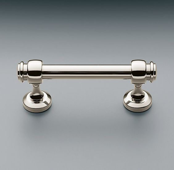 """Master Bath- LUGARNO PULL - 3"""", 4"""", 6"""" OR 8"""" (CENTER-TO-CENTER SCREW HOLES)  Suitable for glass doors?"""