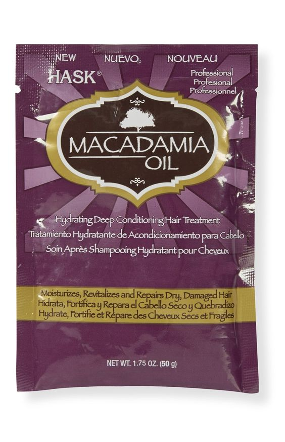 Primark - Spülung mit Macadamiaöl