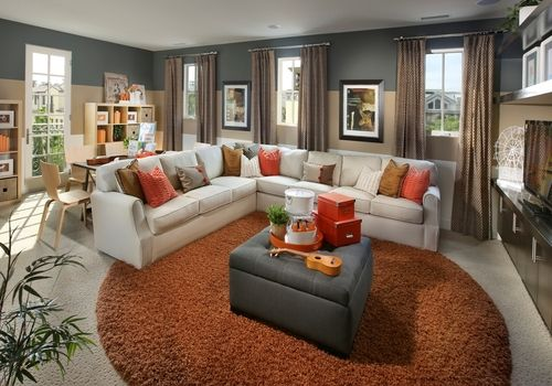 Living Room from Lennar in Los Angeles, CA