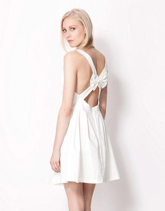 Vestido Bershka verano