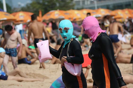 Image result for A Day At The Beach: China