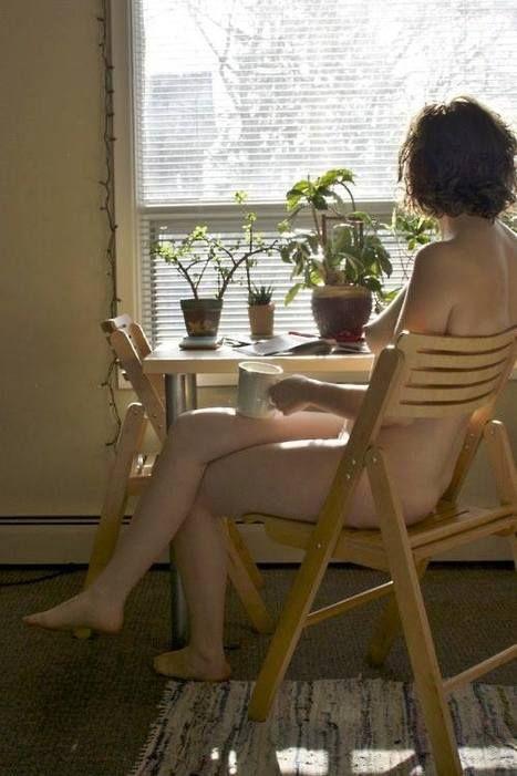 nudist living