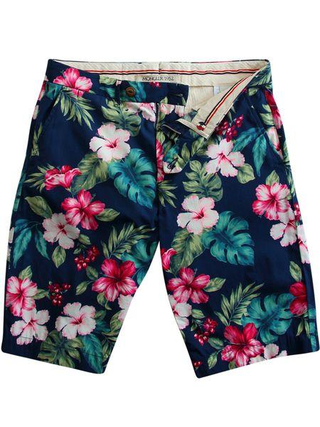 Grenoble, Men's Bermuda Floral Shorts - SportingLife Online Store ...