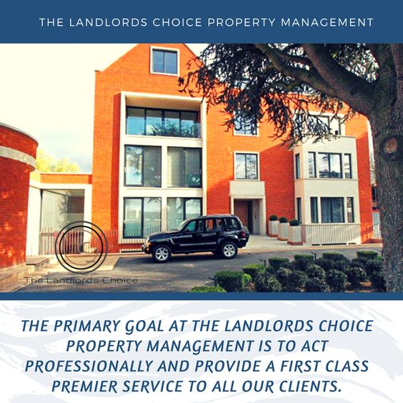 Welcome to The Landlords Choice Property Management! 🌆Operating in