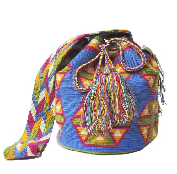 My Mochila by Isabelli © www.myisabelli.com #mochila #wayuu #mymochila