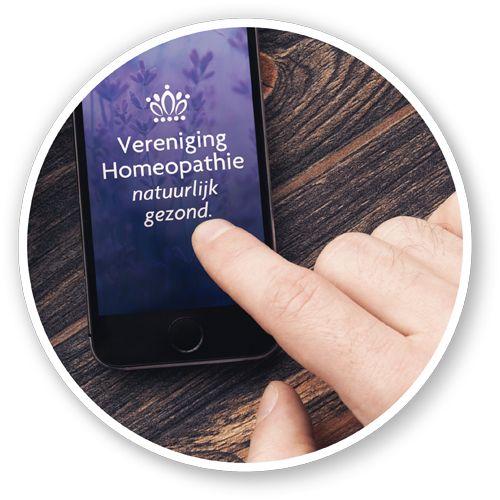 Met gepaste trots kondigen wij hem aan: de Homeopathiewijzer App! Download 'm nu…