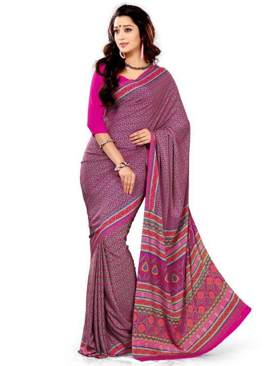 Have a look at our latest fashion Saree.  #Zara sarees - Art designer silk sarees ONLY for 699/-.  FREE SHIPPING | EASY RETURNS | CASH ON DELIVERY !!!  Buy Here: http://www.ethnicqueen.com/eq/sarees/zara/