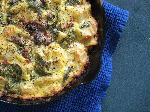 vegan spanish omlet