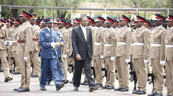 President Kenyatta welcomed the decision by the UN to establish its African Peace Keepers Engineering Unit in Kenya/FILE