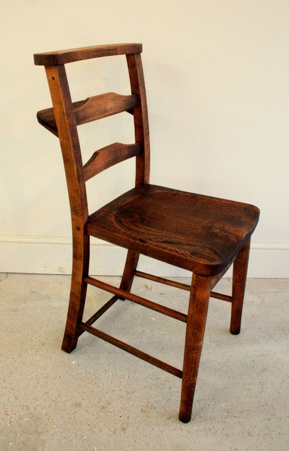Antique elm church chairs circa 1800 by TheRetroStationUK on Etsy https://www.etsy.com/uk/listing/228423104/antique-elm-church-chairs-circa-1800