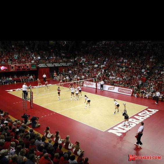 Why I Play For Nebraska Nebraska Volleyball Usc Trojans
