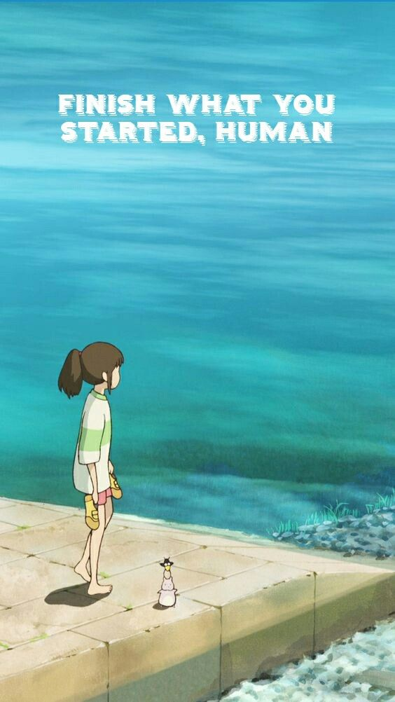 Spirited Away Wallpaper Lockscreen Iphone Ghibli Artwork Studio Ghibli Ghibli Art