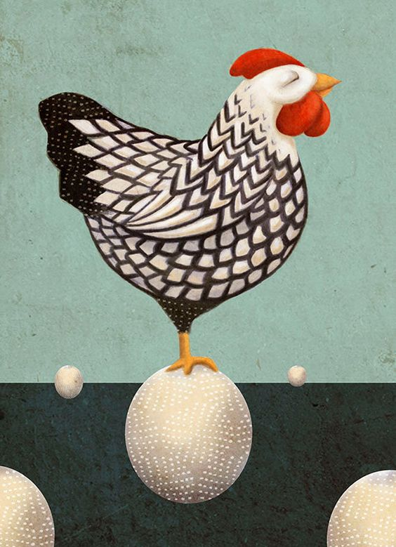 Eastern egg: