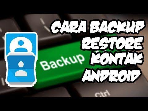 Cara Membackup Dan Restore Data Kontak Di Xiaomi