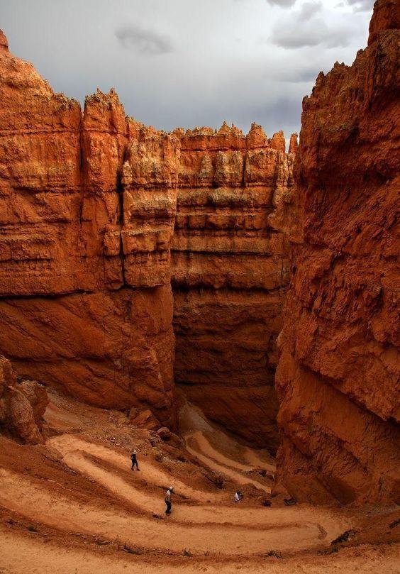 Брайс Каньон (Bryce Canyon National Park)