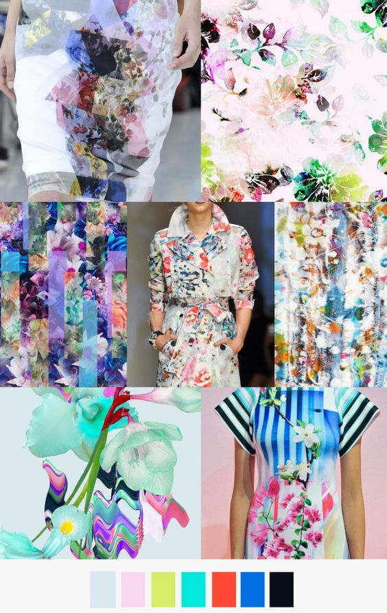 FRACTAL FLORA SS2017....haha, i predicted the fractal trend last year!!!: