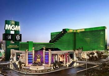 The Las Vegas MGM Grand Hotel and Casino is a 4-star resort property.