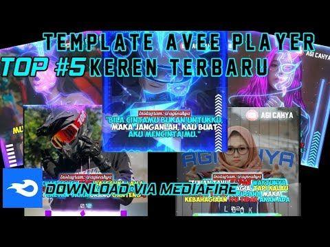 Bagi Bagi Template Avee Player Keren Gratis Download 11 Youtube Di 2020 Gambar Bergerak Gerak Youtube