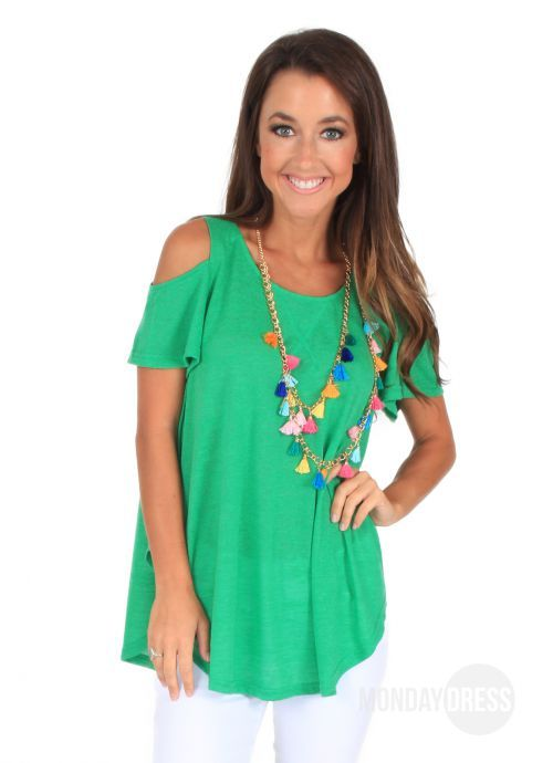 Live Like That Top | Monday Dress Boutique