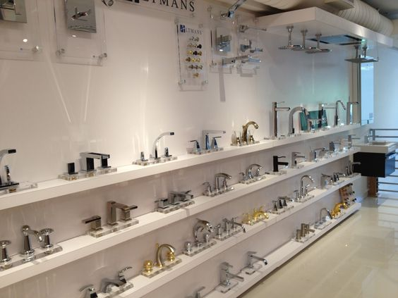 Aquabrass Altmans Display At Our New Showroom In The Miami Design Distr