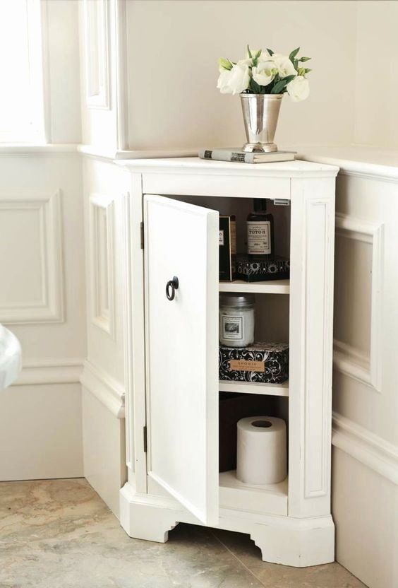 16 Bathroom Corner Cabinet Ideas In 2020 Bathroom Corner Cabinet