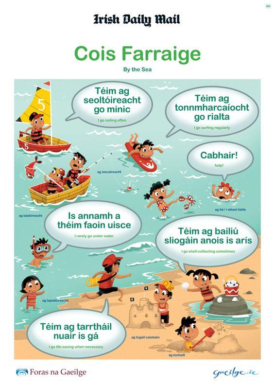 Learning the Irish language (Gaeilge) - Fluent in 3 months ...